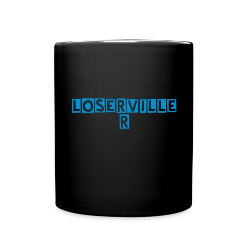 Loserville R GLASSES - Full Color Mug