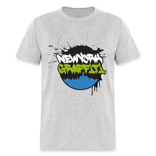 VERS - Design for New York Graffiti Color Logo - Men's T-Shirt