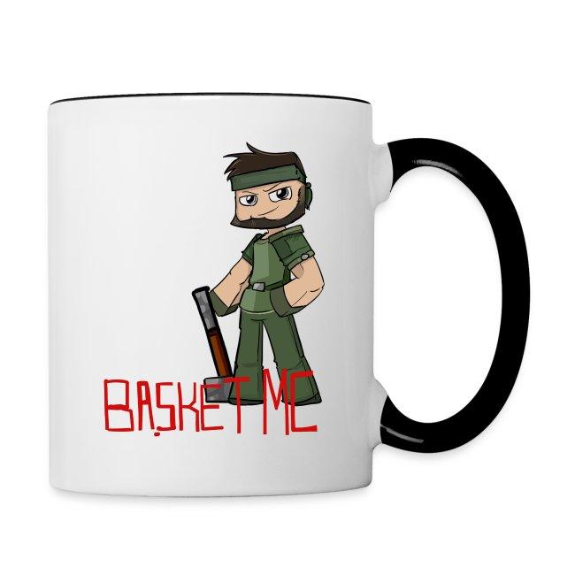 BasketMC Mug with Lever
