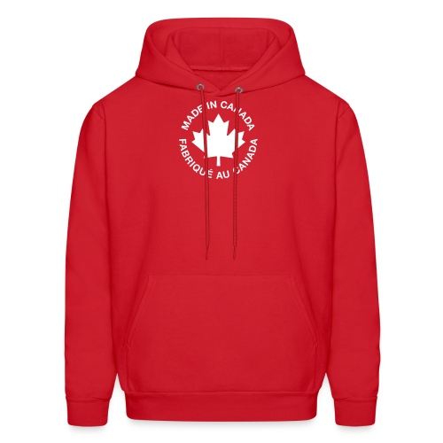 Made In Canada - Men's Hoodie