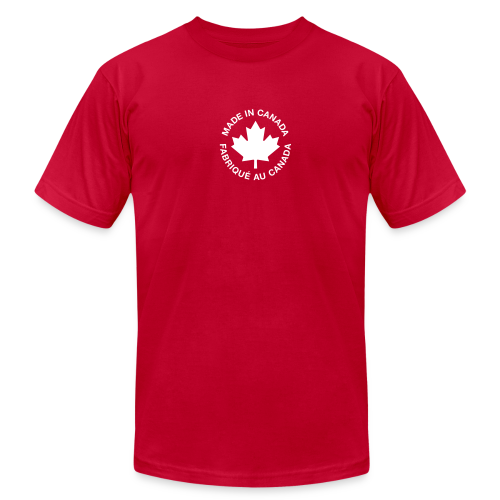 Made In Canada - Men's  Jersey T-Shirt
