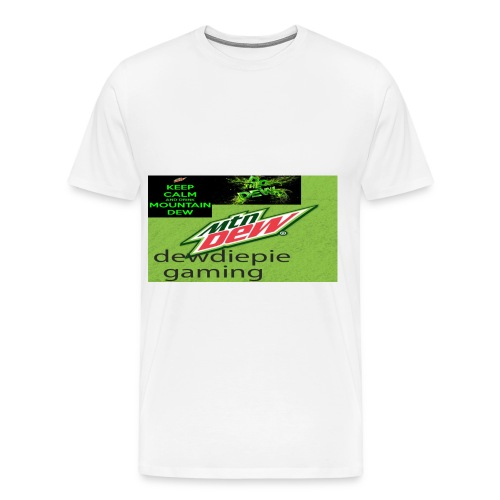 dewdiepie gaming kid's t shirt - Men's Premium T-Shirt