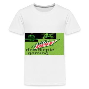 dewdiepie gaming men's t shirt - Kids' Premium T-Shirt