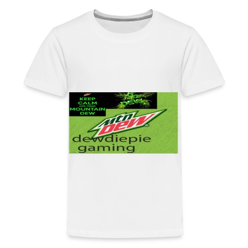 dewdiepie gaming men's t shirt - Kids' Premium T-Shirt