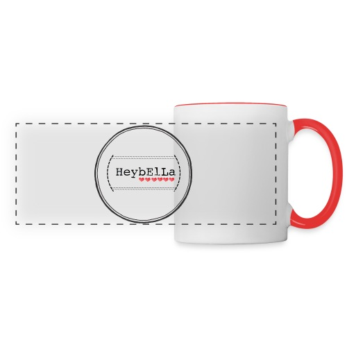 Panoramic Mug - zoella,youtuber,youtube,vidcon 2016,the thrilling adventure hour,sprinkle of glitter,shaytards,shay carl,paget brewster,mugs,mug,movies,me before you,isabella,heybella,cool,beauty