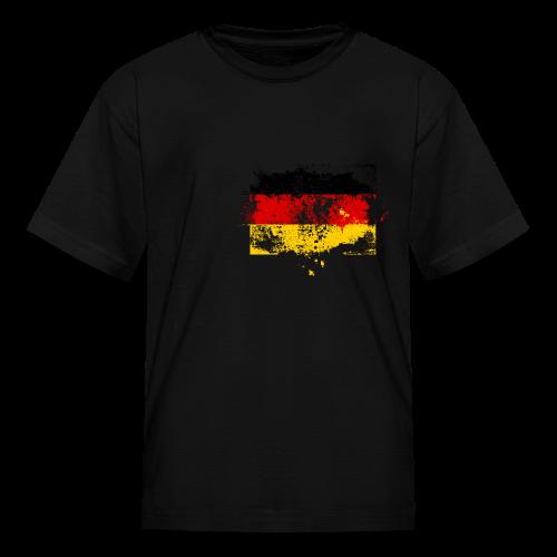 German love - Kids' T-Shirt