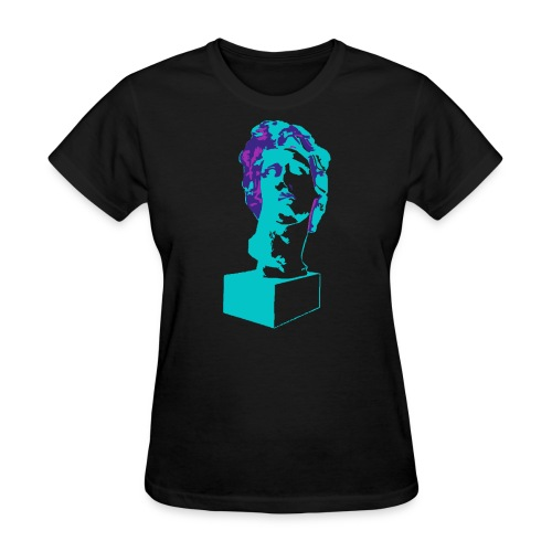 BC Studios Macintosh Plus womens - Women's T-Shirt