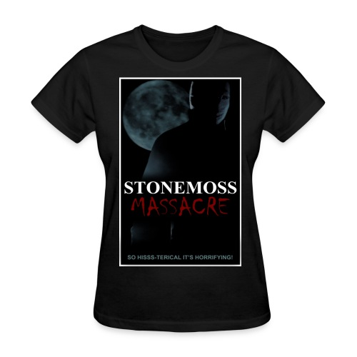 STONEMOSS MASSACRE t-shirt  - Women's T-Shirt
