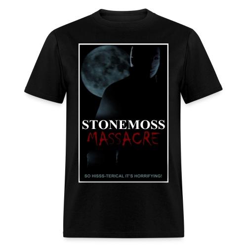 STONEMOSS MASSACRE t-shirt  - Men's T-Shirt