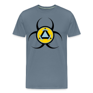 T-Shirts ~ Men's Premium T-Shirt ~ Recovery Ninja Star