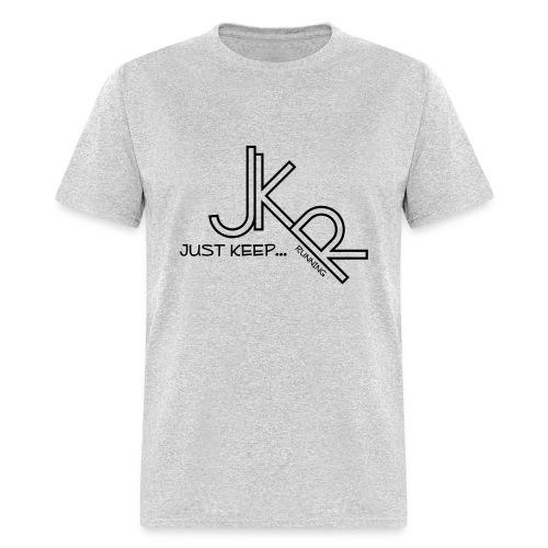 Just Keep...Running - Men's T-Shirt
