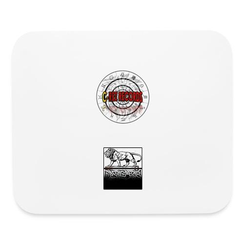 C-Rez Records Mouse pad Horizontal - Mouse pad Horizontal