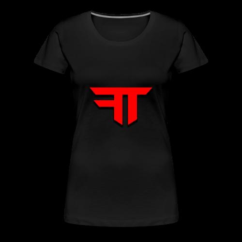 FlitzClan Shirt Original 2 - FEMALE - Women's Premium T-Shirt