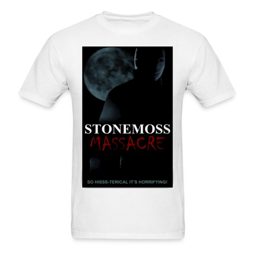 STONEMOSS MASSACRE t-shirt  - Men's T-Shirt