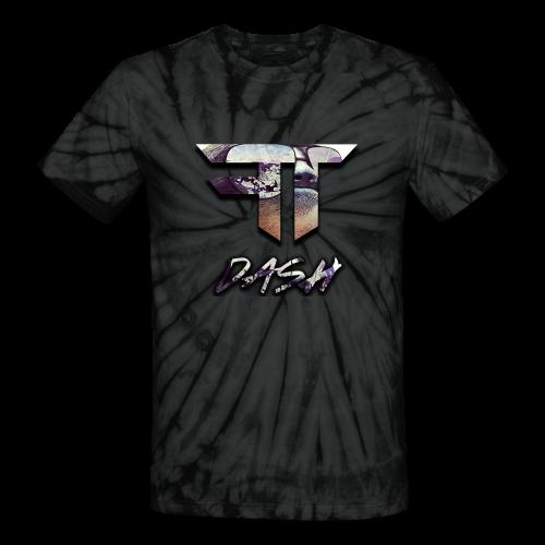 Special Dash Shirt  - Unisex Tie Dye T-Shirt