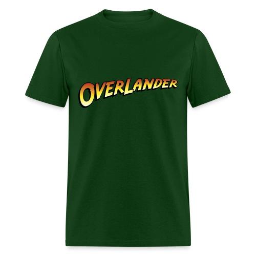 Overlander - Men's T-Shirt