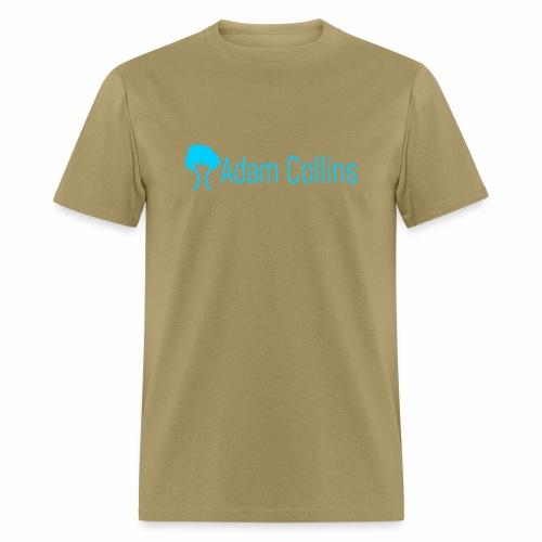 Khaki Logo - Men's T-Shirt