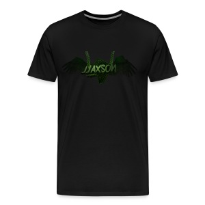 Men's T (black) - Men's Premium T-Shirt