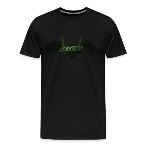 Men's T (black) - Men's Premium T-Shirt