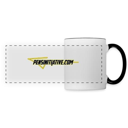 PI Logo Mug - Panoramic Mug