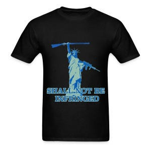 SHALL NOT BE INFRINGED 2 - Men's T-Shirt