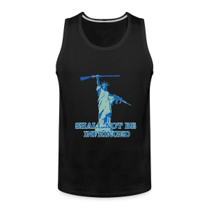 SHALL NOT BE INFRINGED 2 - Men's Premium Tank