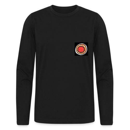 Project World School 100% cotton long sleeve black t-shirt - men - Men's Long Sleeve T-Shirt by Next Level
