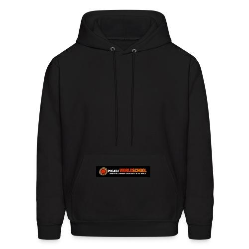 Project World School hoodie - men - Men's Hoodie
