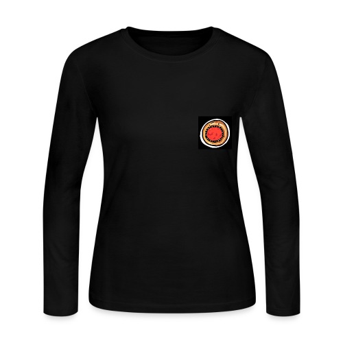 Project World School 100% cotton long sleeve t-shirt - women - Women's Long Sleeve Jersey T-Shirt