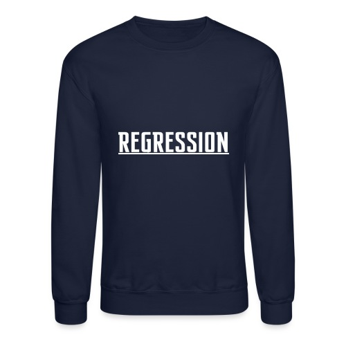 Regression Crewneck - Crewneck Sweatshirt