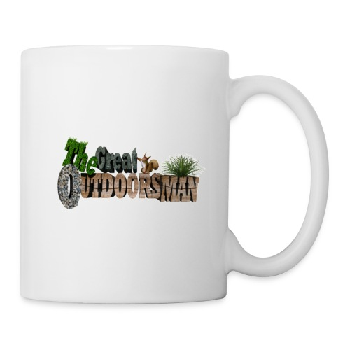 Greatoudoorsman Mug - Coffee/Tea Mug