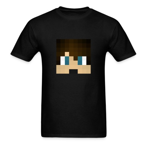 Men - BlackeJackeHead T-Shirt - Men's T-Shirt