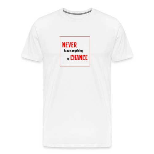 Chance T-Shirt - Men's Premium T-Shirt