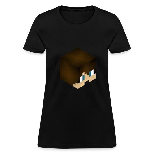 Womens - 3DBlackeJackeHead T-Shirt - Women's T-Shirt