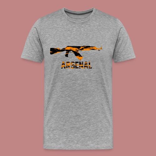 ARSENAL Tee - Men's Premium T-Shirt