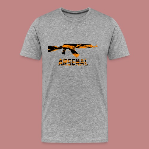 ARSENAL Tee - Men's Premium T-Shirt