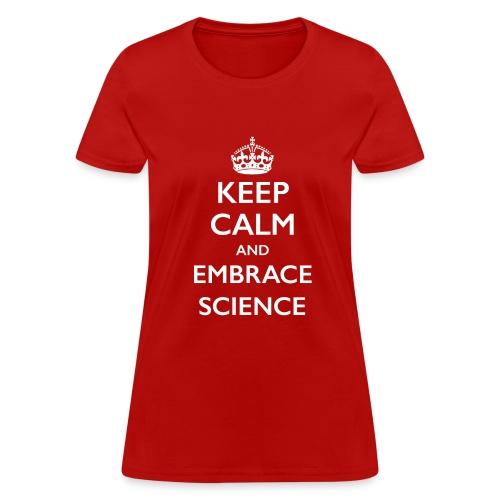 Keep Calm Science dark