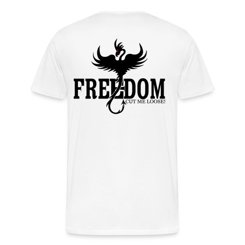 FREEDOM PHOENIX - Men's Premium T-Shirt