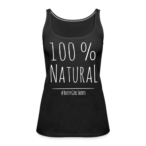 Premium Tank-Top Size: S - 3XL 100% natural - Women's Premium Tank Top