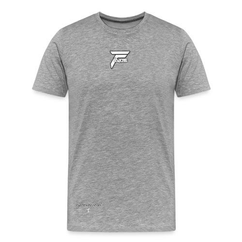 Flaide Delta Hoodie - Men's Premium T-Shirt