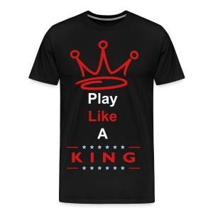 King Temprie T-Shirt - Men's Premium T-Shirt