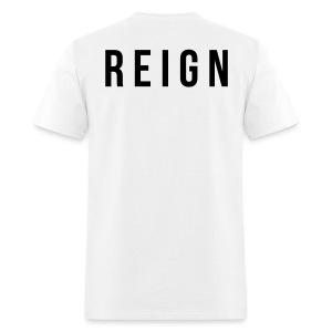 Men's Reign (Black Print) - Men's T-Shirt