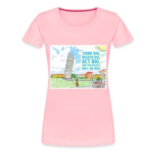 TMWTPBD Women - Women's Premium T-Shirt