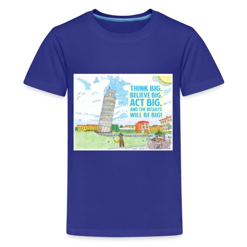 TMWTPBD Boys - Kids' Premium T-Shirt