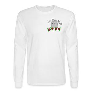 DEAD INSIDE LONGSLEEVE - Men's Long Sleeve T-Shirt