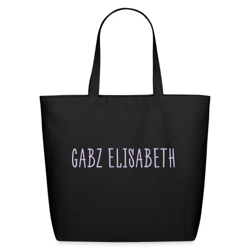 Gabz Elisabeth Tote Bag - Eco-Friendly Cotton Tote