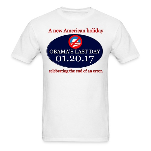 New American Holiday - Men's T-Shirt