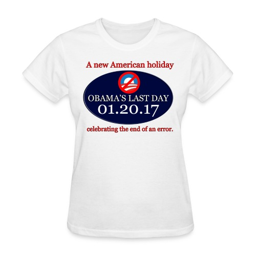 New American Holiday - Women's T-Shirt