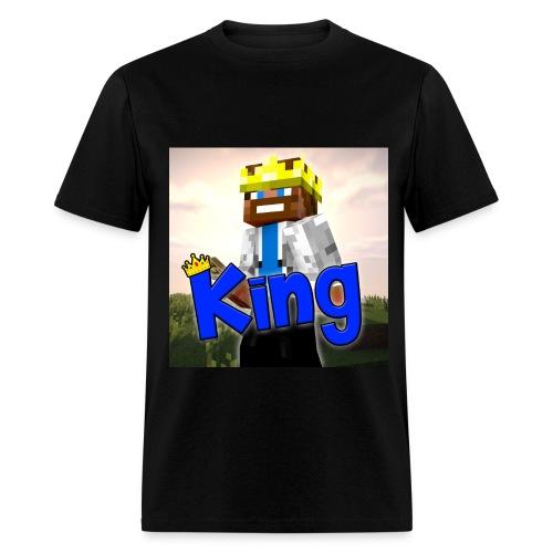 ItzzOnlyKing Minecraft Men T-Shirt  - Men's T-Shirt