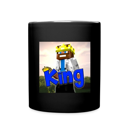 ItzzOnlyKing Minecraft Coffee Cup - Full Color Mug